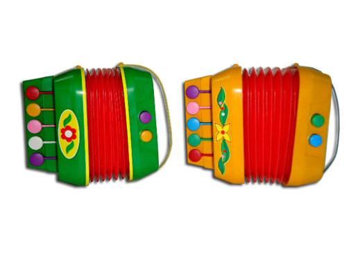 Детские товары и игрушки оптом - меховая гармонь (тула) арт